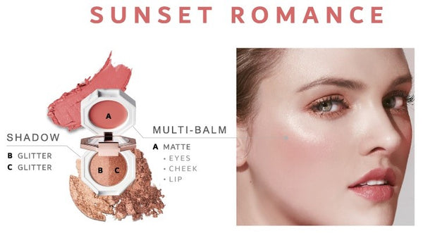 Multi Use - Sunset Romance