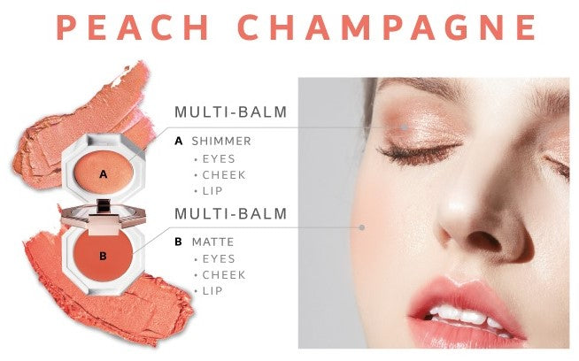Multi Use - Peach Champagne