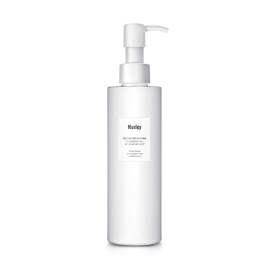 Cleansing Gel: Be Clean, be moist | Huxley