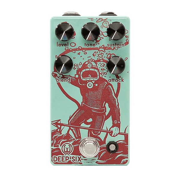Deep 6 Compressor Walrus Audio