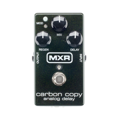 MXR Carbon Copy Guitar Pedal