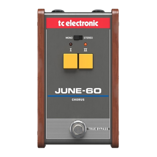 June-60 TC Electronics Guitar Pedal