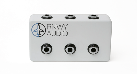Runway Audio TRS Junction Box
