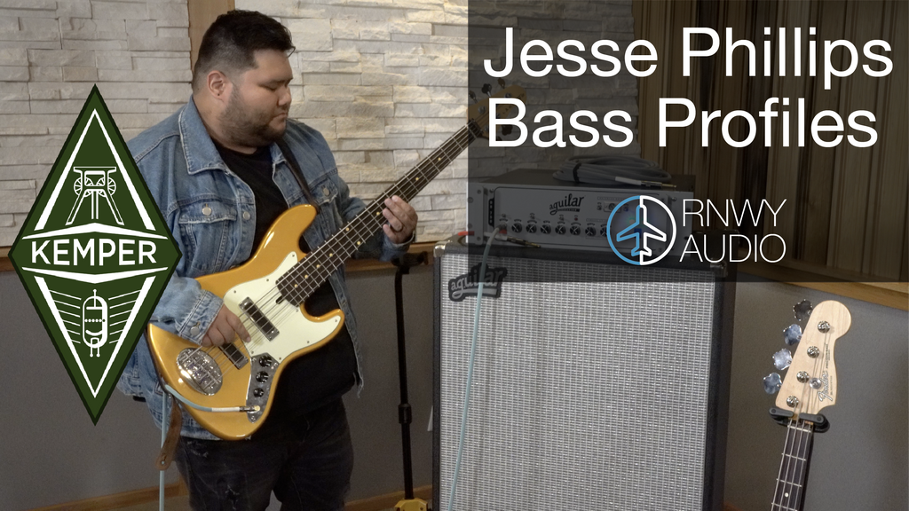 Jesse Phillips Kemper Bass Profile Pack