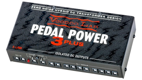 Voodoo Labs Pedal Power 3 Plus *PRE ORDER*