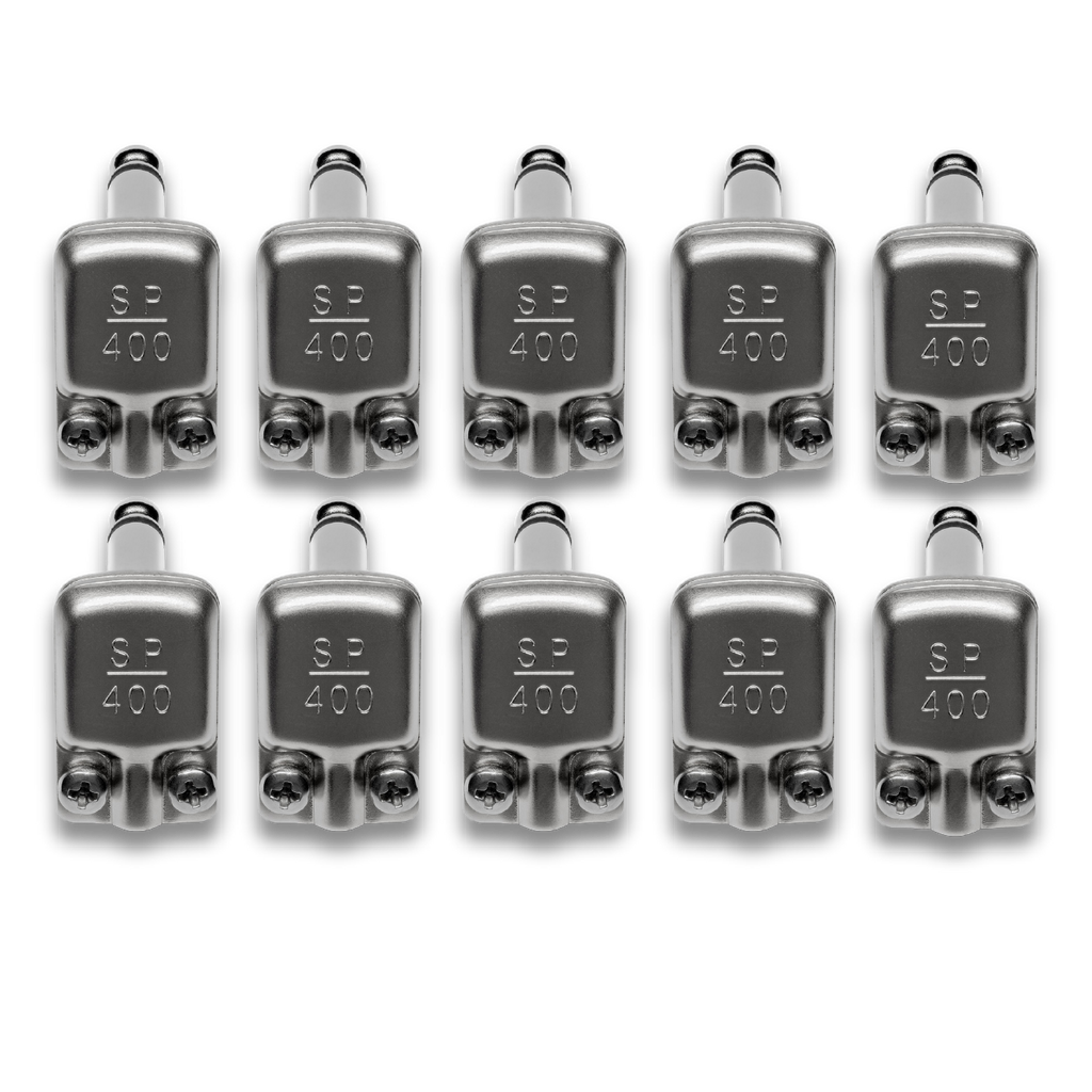 Squareplug SP400 Low Profile Plug (10 Pack)