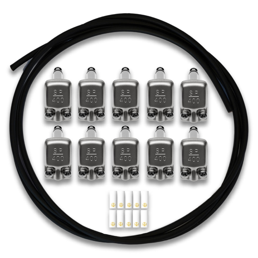 Square Plug Patch Cable DIY Kit
