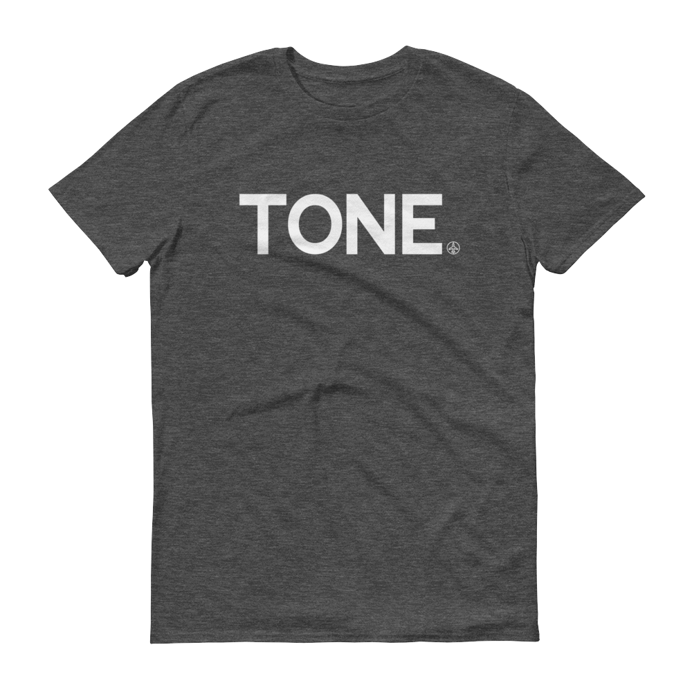 Gray TONE Runway Audio T-Shirt