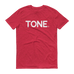 Red TONE Runway Audio T-Shirt