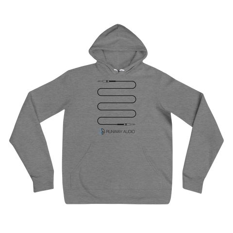 Black-Out Cable Hoodie