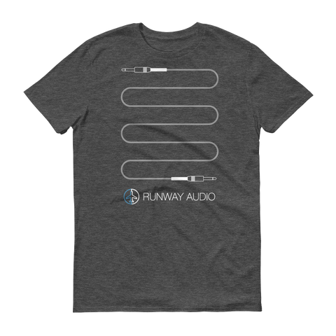 Gray Cable T-Shirt