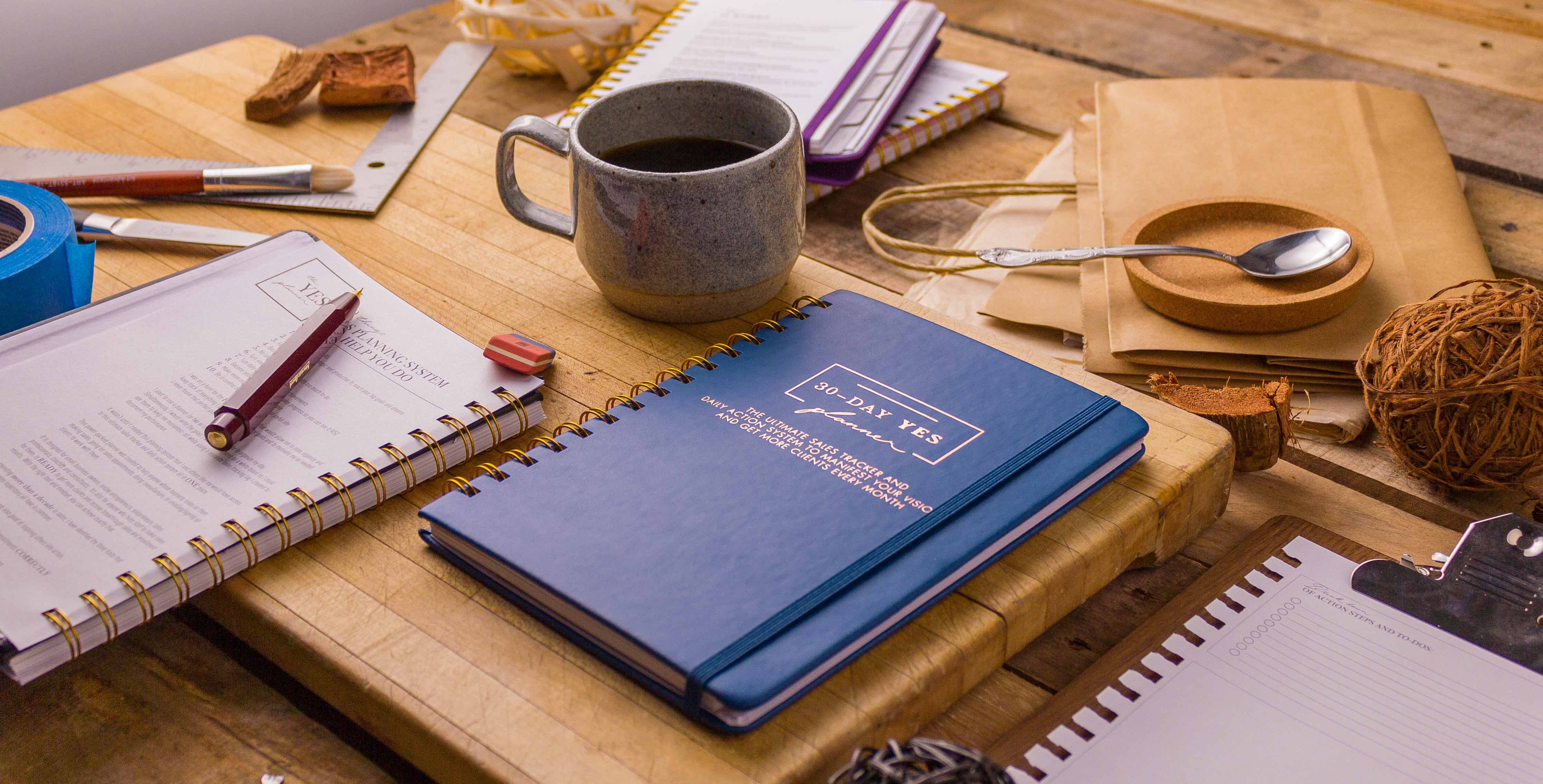 120-Day VIP Pack – The YES Planner