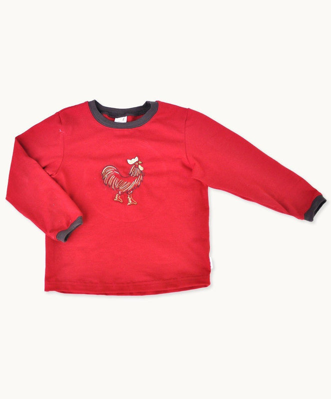 Red Rooster T-Shirt - Visible.Clothing
