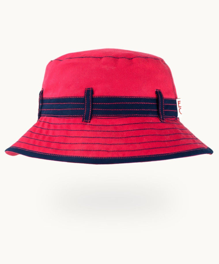 Red Summer Hat