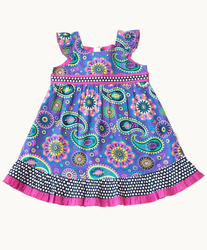 Charming Ashara Summer Dress - Visible.Clothing