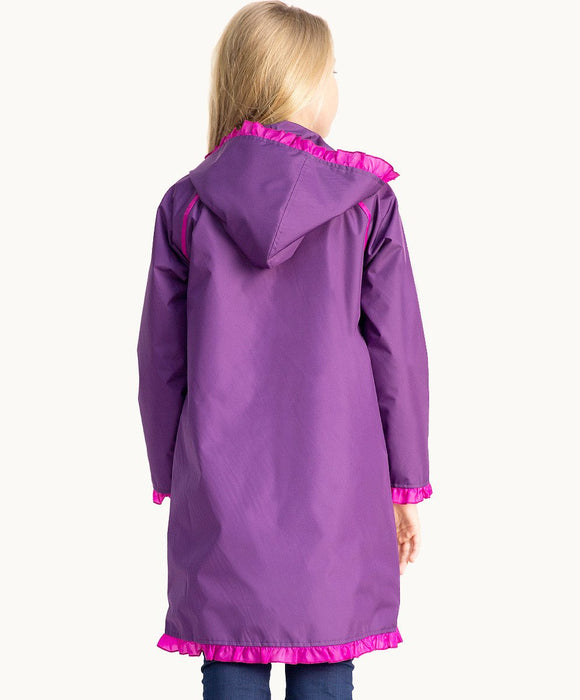 Purple Rain Coat