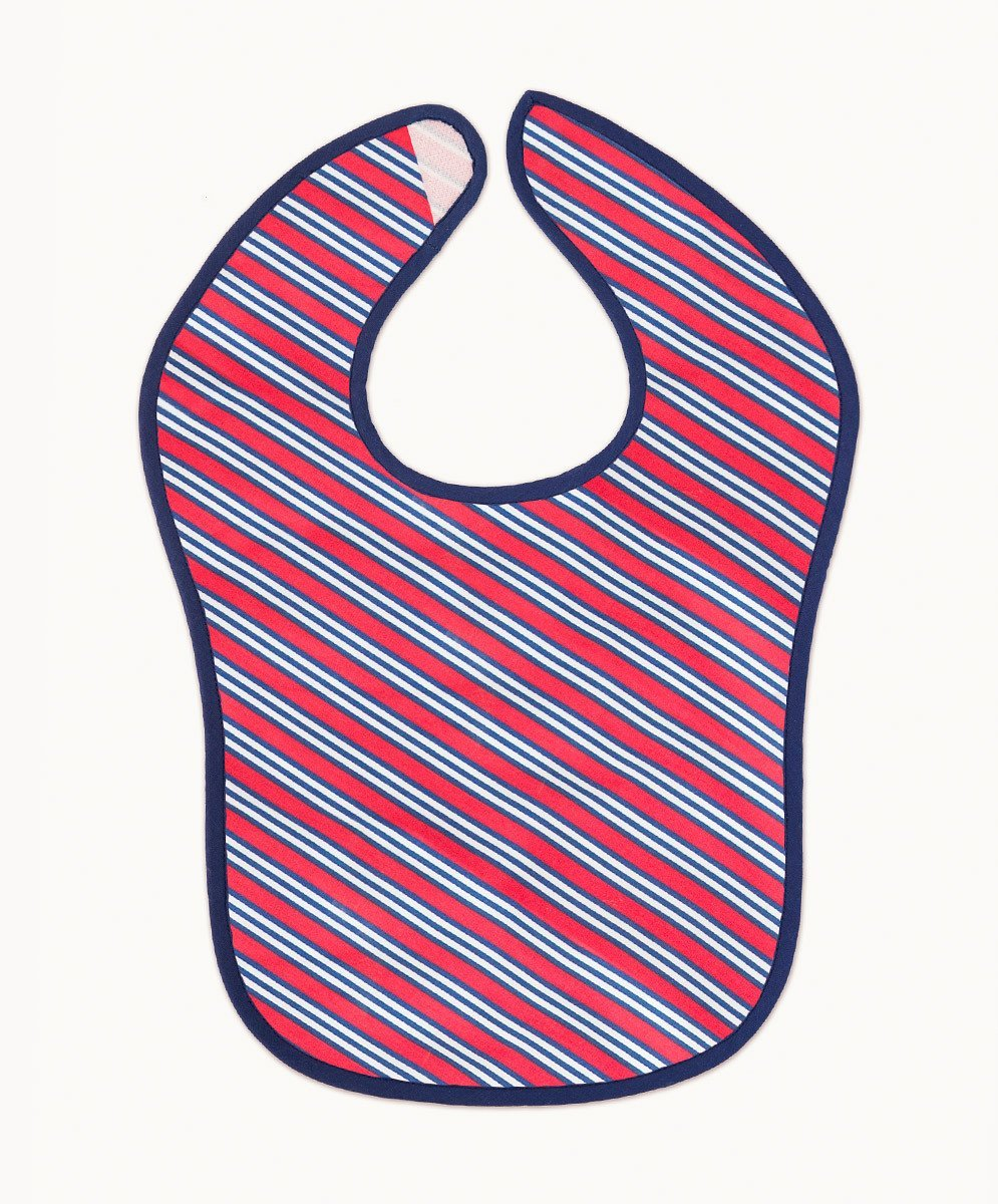 Cotton Print Bib - Sami - Visible.Clothing