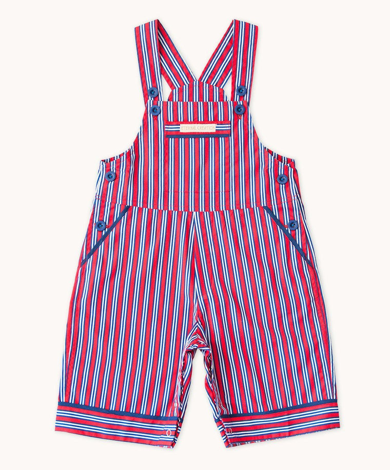 Practical Sami Cotton Overalls