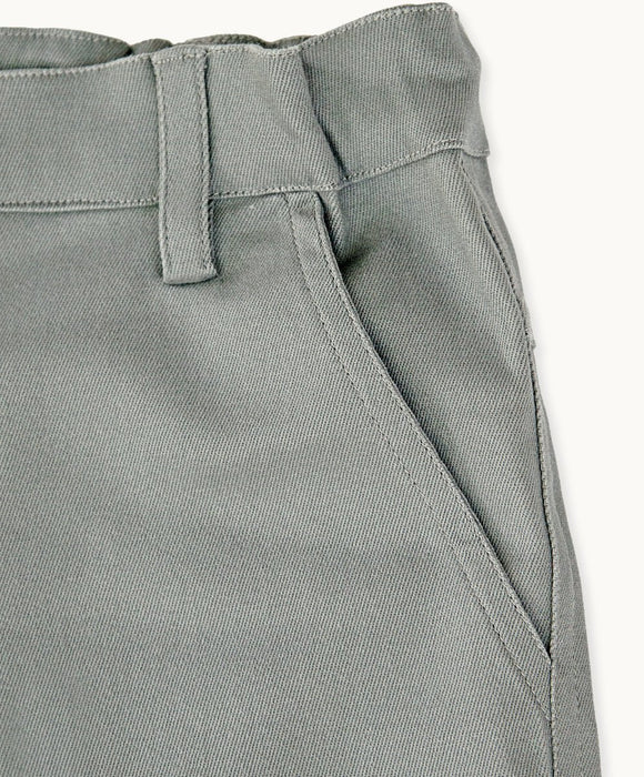Grey Uniform Shorts - Visible.Clothing