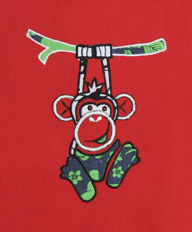 Cheeky Monkey Tee - Visible.Clothing