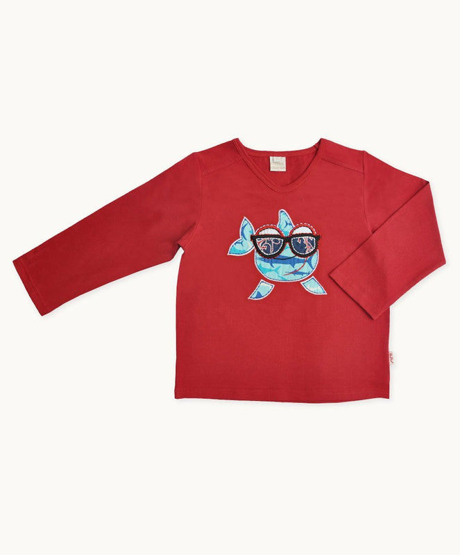 Happy Shark Tee - Visible.Clothing