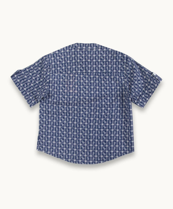 Mini Fruit Granddad Shirt - Fair Trade Clothing | Ethical Fashion | Eternal Creation