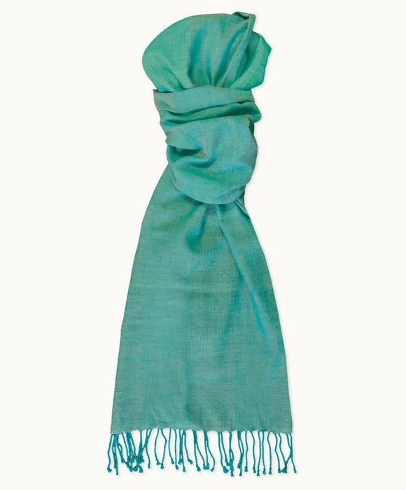 Jade Freeset Scarf - Visible.Clothing