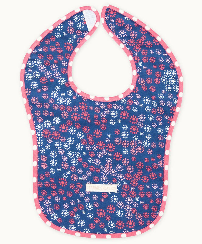 Amelie Cotton Bib - Visible.Clothing
