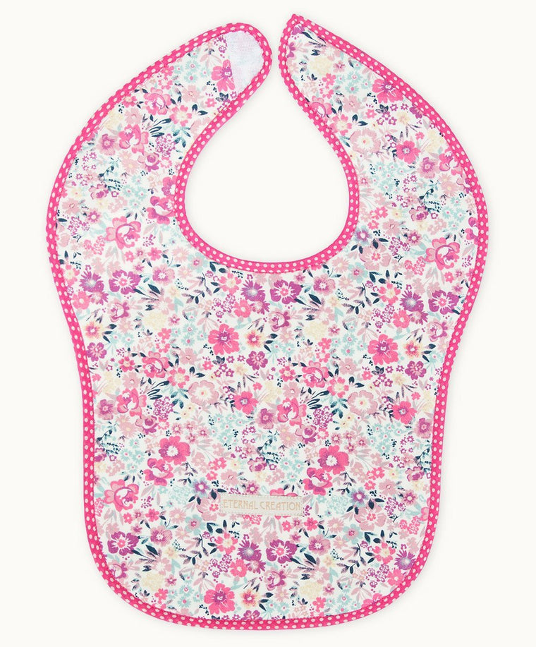 Umbria Cotton Bib