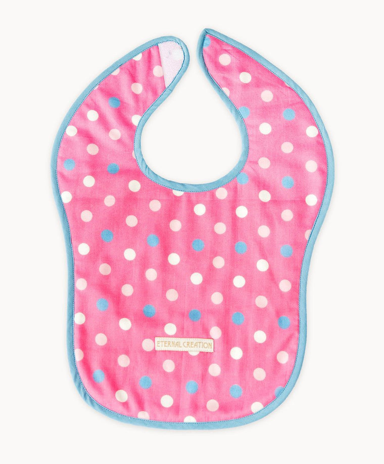 Bebe Cotton Print Bib