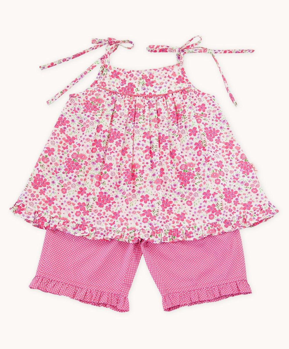 Pretty n' Pink Victoria Set - Visible.Clothing