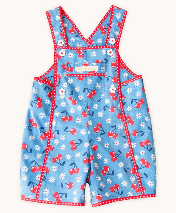 Charming Cherries Playsuit - Visible.Clothing