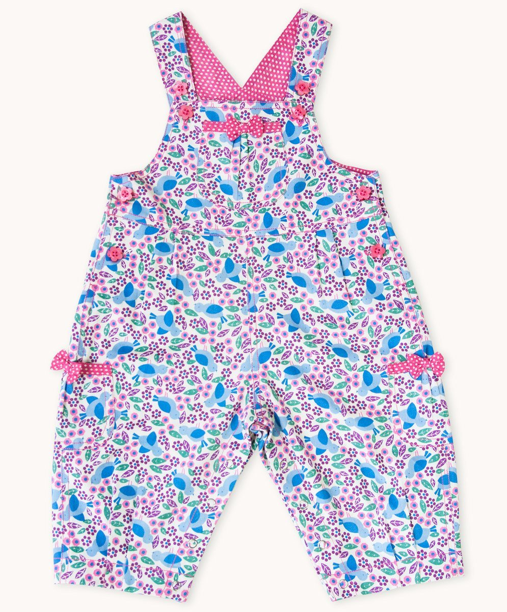 Blue Bird Overalls - Visible.Clothing