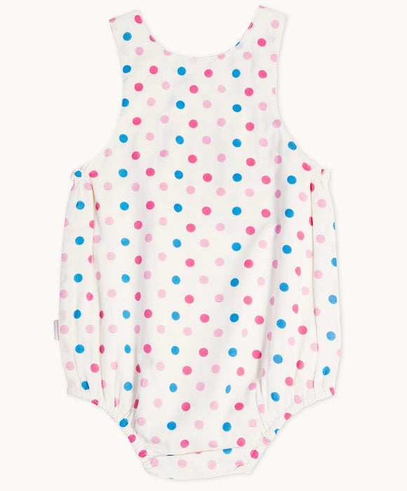 Sweet Sherbert Cotton Playsuit - Visible.Clothing