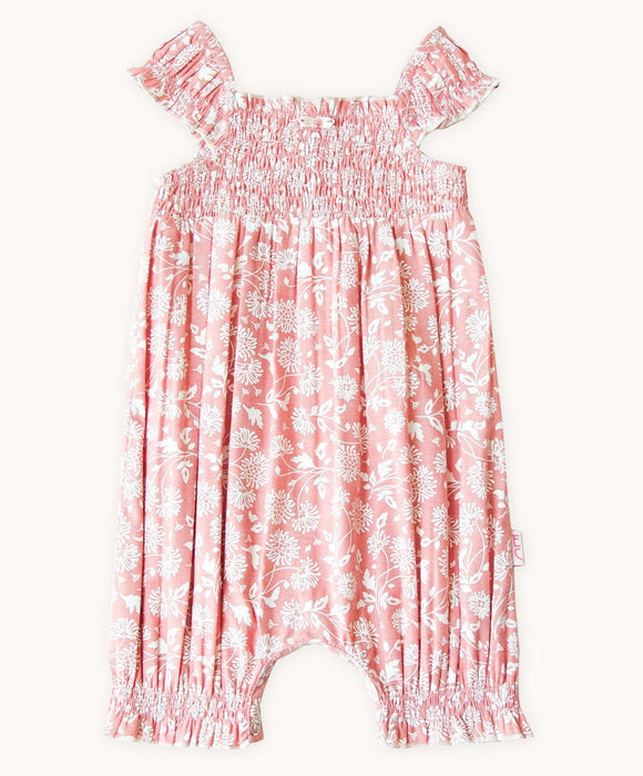 Soft Rose Manon Playsuit - Visible.Clothing