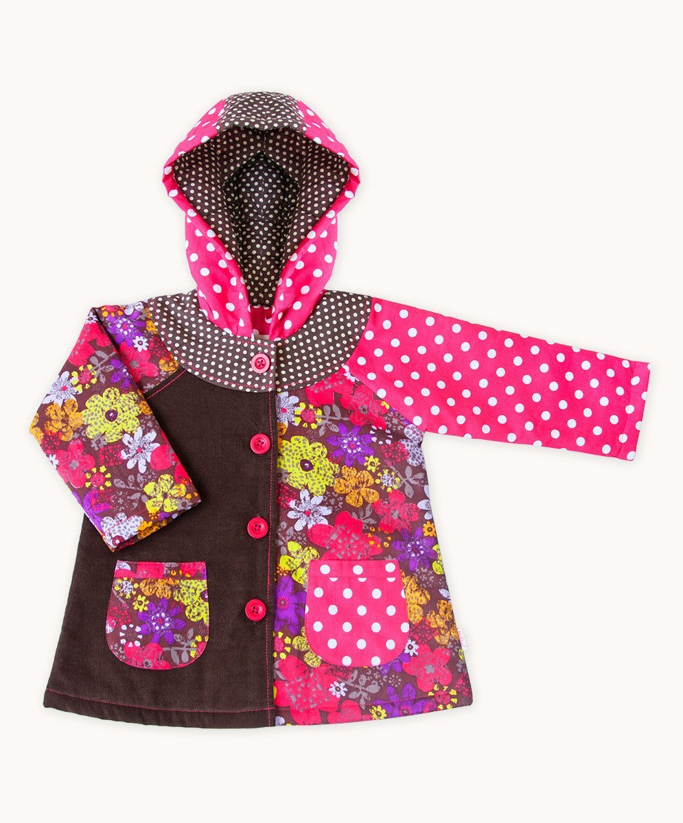 Cassiopeia Patchwork Coat - Visible.Clothing