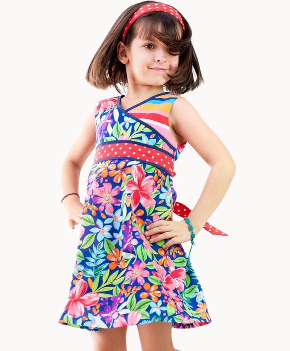 Gorgeous Madagascar Summer Dress - Visible.Clothing