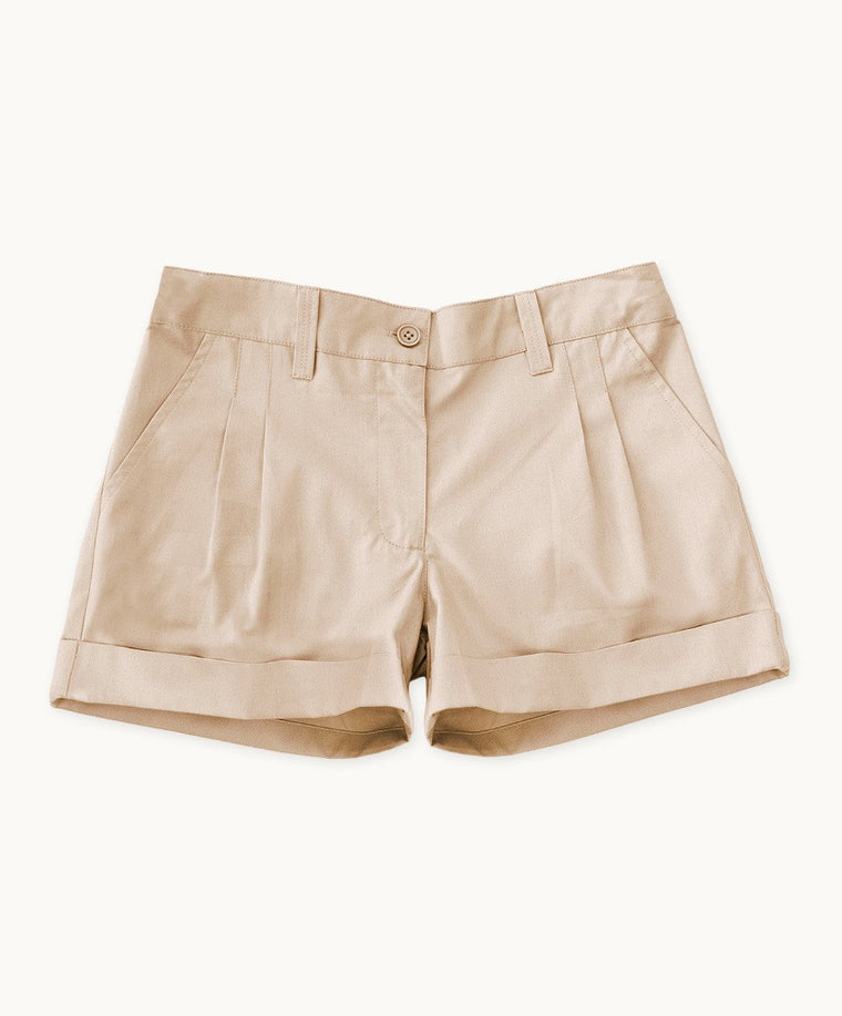 Handy Camel Shorts