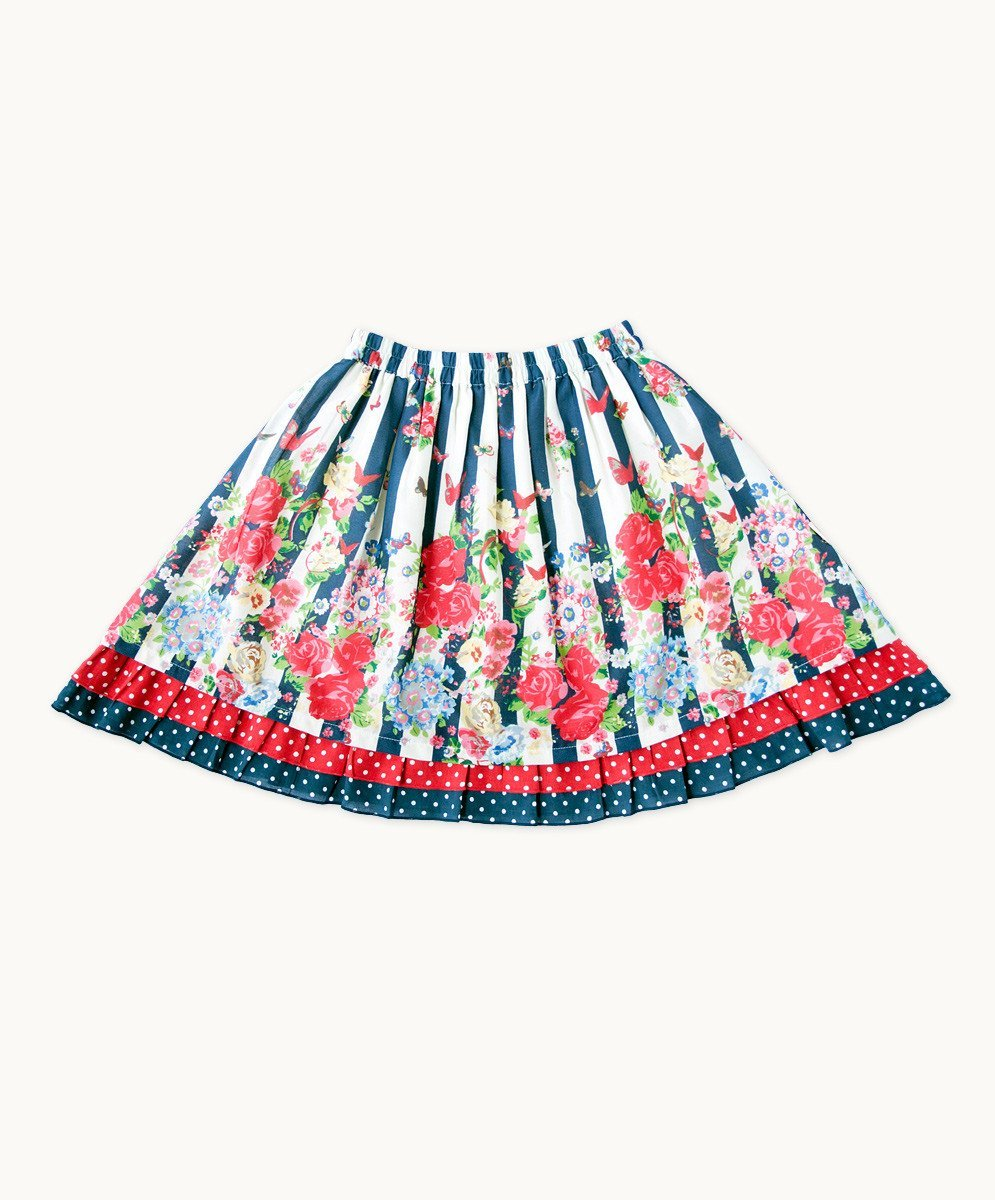 Sweet Picnic Party Skirt - Visible.Clothing