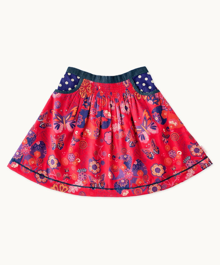 Olivia Pocket Skirt