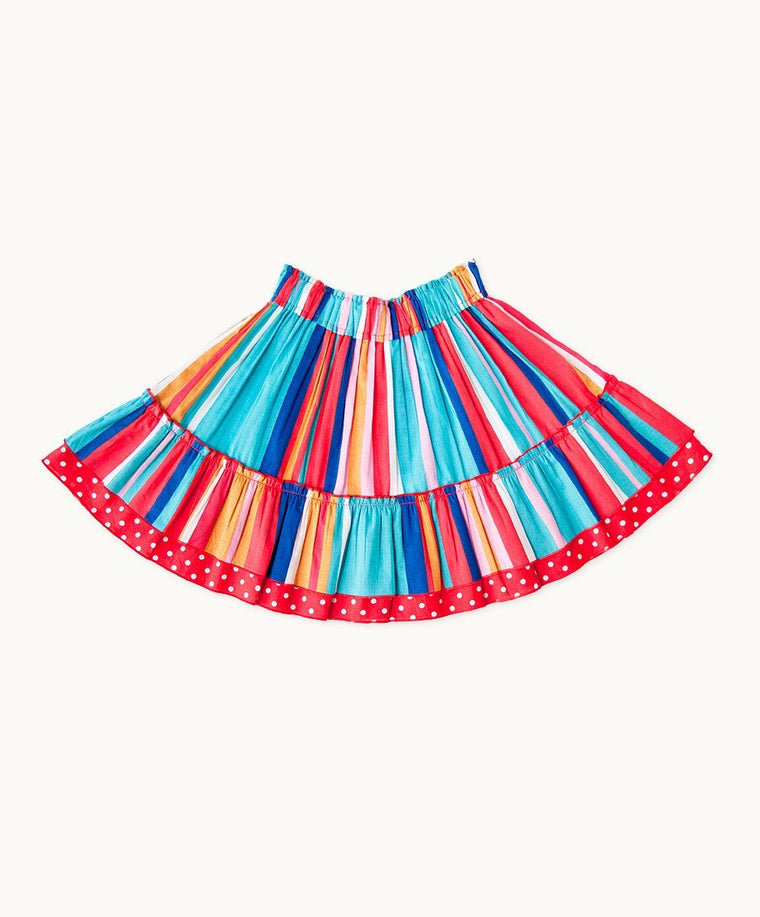 Neapolitan Summer Skirt