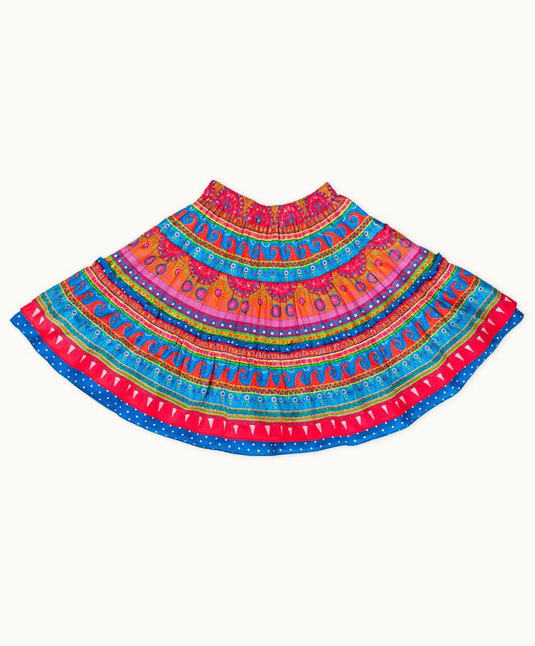 Rajastani Dancer Summer Skirt