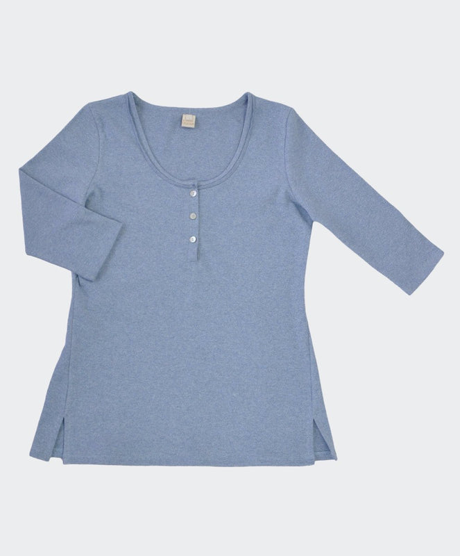 Stlyish Blue Grindle Cotton Top