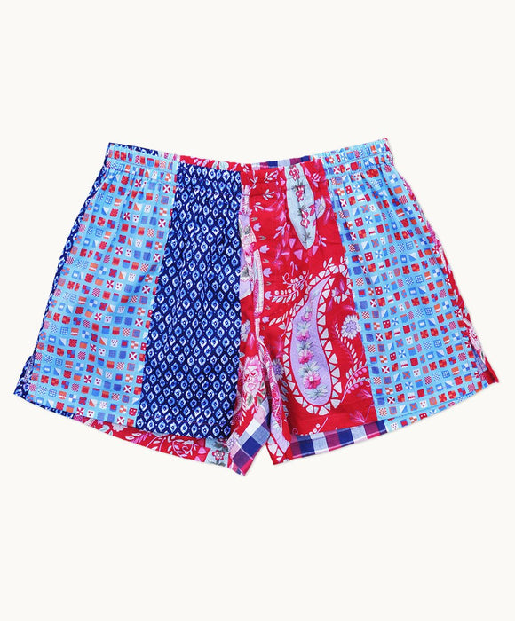 Pack of 2 Zero Waste Mens Boxers - Visible.Clothing