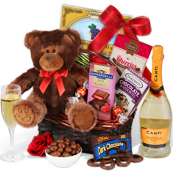 How to Make a Valentine Gift Basket