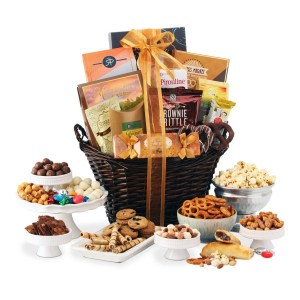 Food - Holiday Gift Basket Ideas