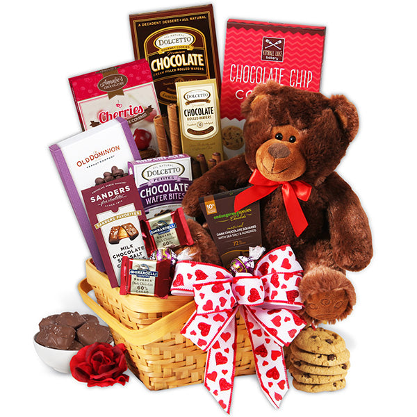 A Valentine Gift Basket Is a Gift That Is So Versatile