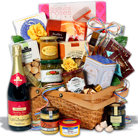 Manitoba gift baskets
