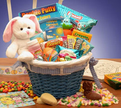 Perfect easter gift basket in canada and usa threewhitedoves easter gift negle Choice Image