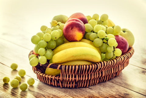 Fruit gift baskets in Canada and USA